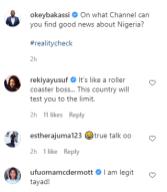 Okey Bakassi laments bad news in Nigeria KOKO TV Nigeria