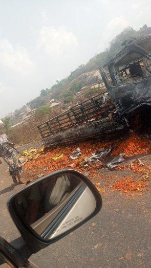 Oyo market clash KOKO TV Nigeria 1