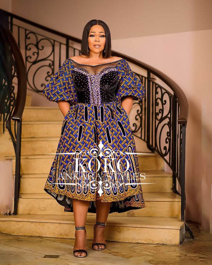 Scream Elegance And Sophistication In These Alluring Ankara Styles