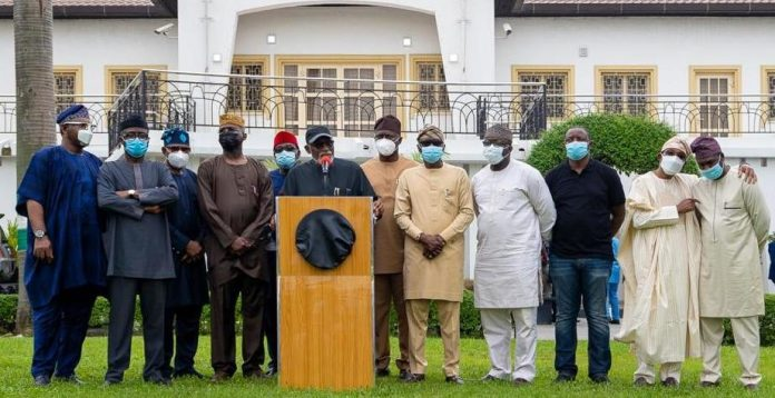 Every State Should Manage Her Forests - South-West Governors