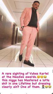 The Headies 2021 N6 reacts to celebrities' dressing KOKO TV Nigeria (7)