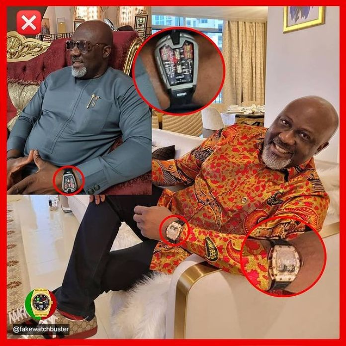 Fake Watch Busters Come For Dino Melaye