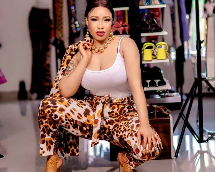 80% Of People Who Are Successful Got To That Position Because Of Association  - Tonto Dikeh 80% Of People Who Are Successful Got To That Position Because  Of Association - Tripale