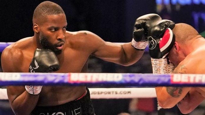Nigeria's Lawrence Okolie Crowned New WBO Champion After Sixth Round  Knockout Victory Over Krzysztof Glowacki
