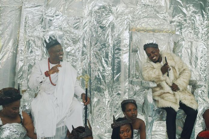 Vector and M.I Abaga Crown Of Clay