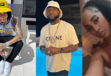 Young MA, Davido and Mya Yafai KOKO TV Nigeria