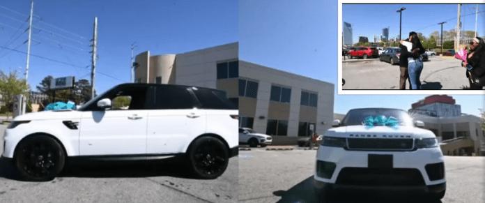 Adewale Adeleke Gifts Wife A Range Rover, Celebrates Her On Her Birthday