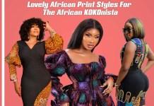 Ankara and African Print Styles