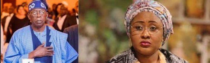 Bola Tinubu to Chair Aisha Buhari's Book Launch