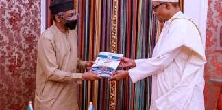 Buhari and Gbajabiamila