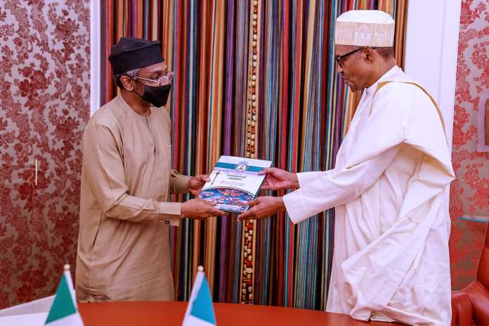 Buhari and Gbajabiamila