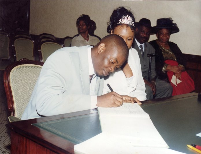 Don Jazzy Shares Photos From His Marriage In London Years Ago