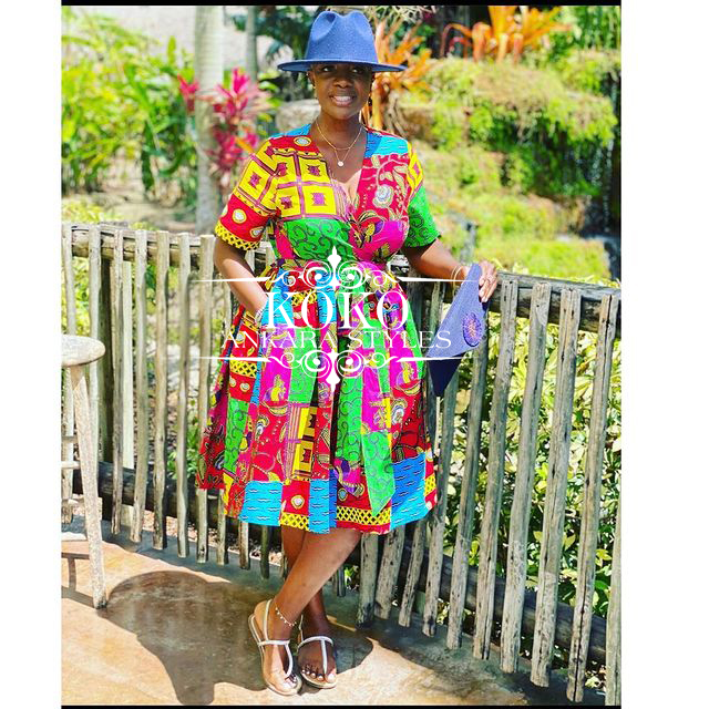 End The Month In Grand Style With These Enchanting Ankara Styles