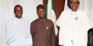 Mbaka, Osinbajo and Buhari