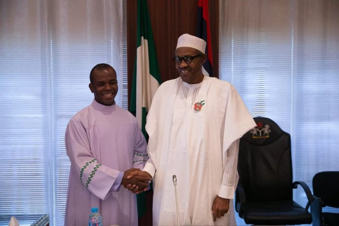Father Mbaka And The Presidency, Baba Ijesha's Woes And 8 Other Top Events Of The Weekend