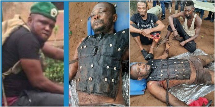 IPOB General killed In Rivers State