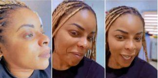 Laura Ikeji's Nose