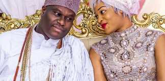 Ooni of Ife and Queen Silekunola Naomi