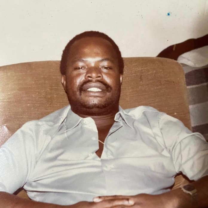 It Doesn't Make Sense Writing RIP Before Your Name - Sarz Mourns Dad