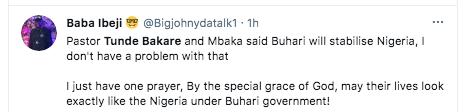 Tweeps drag clergies Tunde Bakare and Father Mbaka KOKO TV Nigeria 5
