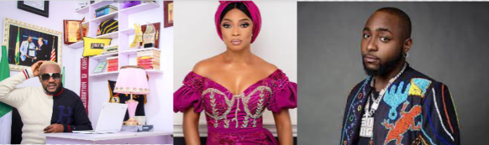 Davido Was Accused Of Murder And I Never Attacked Him. Toke Makinwa Should Rearrange Her Background - Yomi Fabiyi Fires Back
