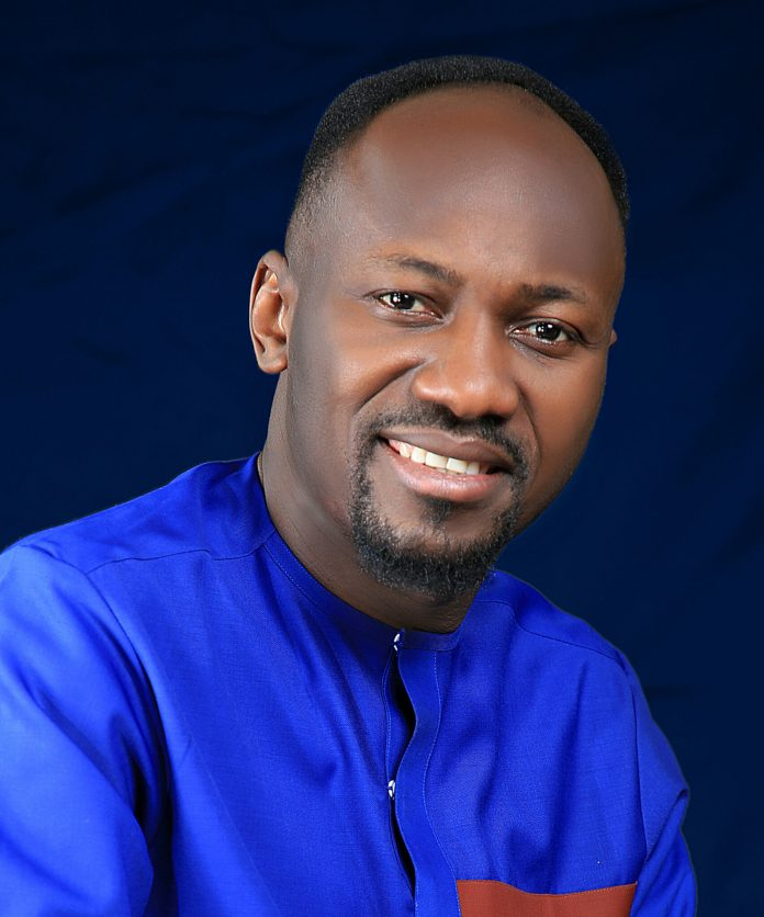 Apostle Suleman Slams Lai Mohammed For Holding Press Conference After Twitter Deleted Buhari's Tweet