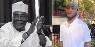 10 Years A King - Atiku Abubakar Celebrates Davido's Anniversary In Music Industry