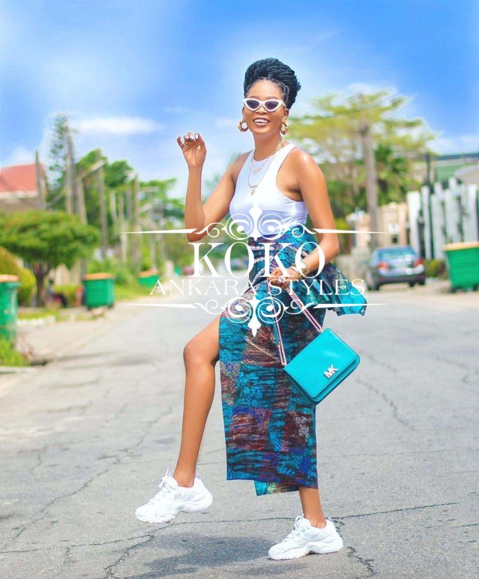 Go All Charming In These Stylish Ankara Styles