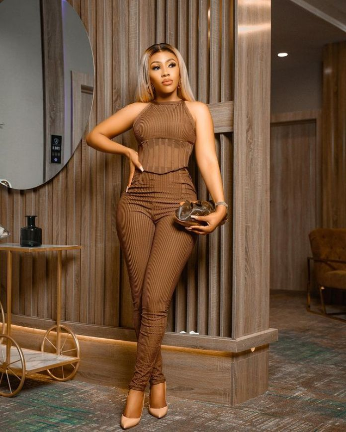 BBNaija Mercy Eke Is Serving Body And Glam In These Stunning Snaps
