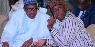 Buhari and Amaechi