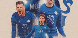 Mason Mount named Chelsea's Player of The Year For 2020/2021