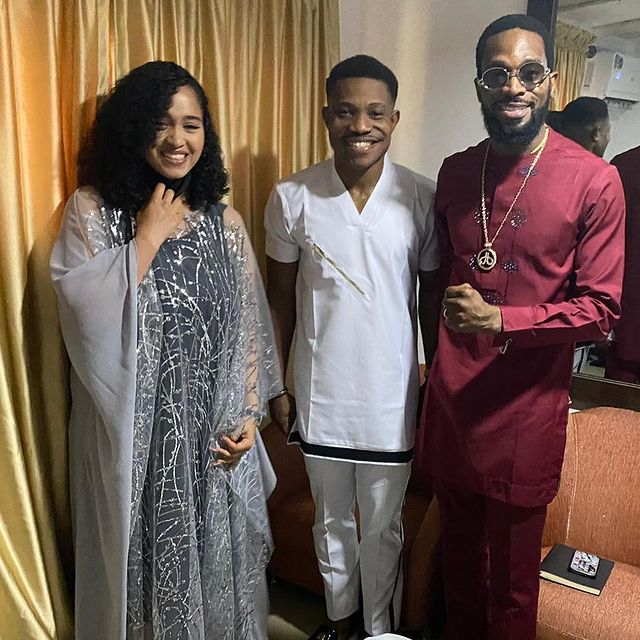 D'banj Narrates How God Blessed Him With 2 Kids After Loosing The 1st