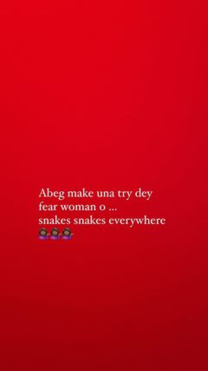 Fear Women!!!! BBNaija Khloe Cries Out After She Was Betrayed By A Friend