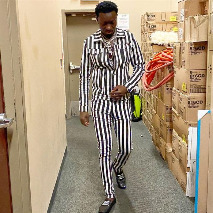 Fix Africa - Michael Blackson Laments About The Poor State Of African Nations