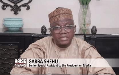 Buhari not responsible for Magu's Promotion Garba Shehu