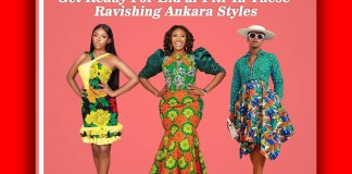 Get Ready For Eid al-Fitr In These Ravishing Ankara Styles