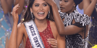 Miss Mexico Andrea Meza, Crowned Miss Universe