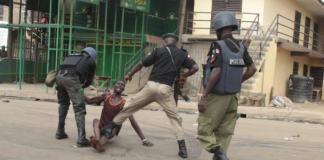 Police, Okada riders clash