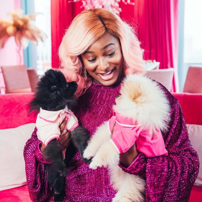 People Are Sending My Dogs Their Account Numbers — DJ Cuppy Cries Out