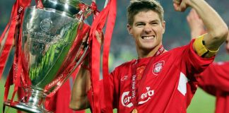 Steven Gerrard Inducted Into The Premier League Hall Of Fame