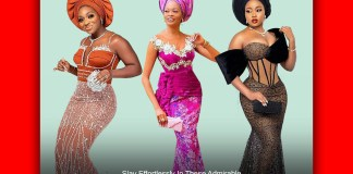 Slay Effortlessly In These Admirable Aso Ebi Styles