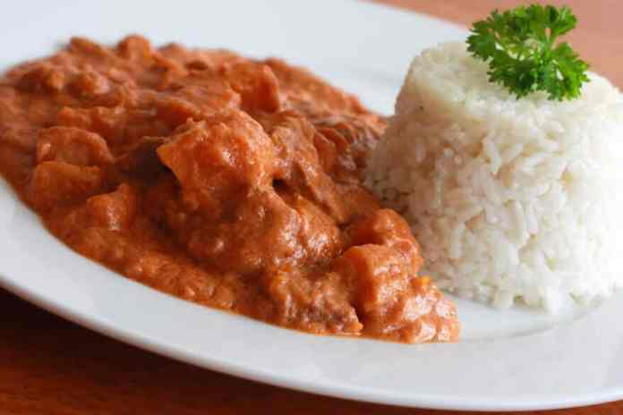 Treat Your Family To Domoda, The Gambian Peanut Stew
