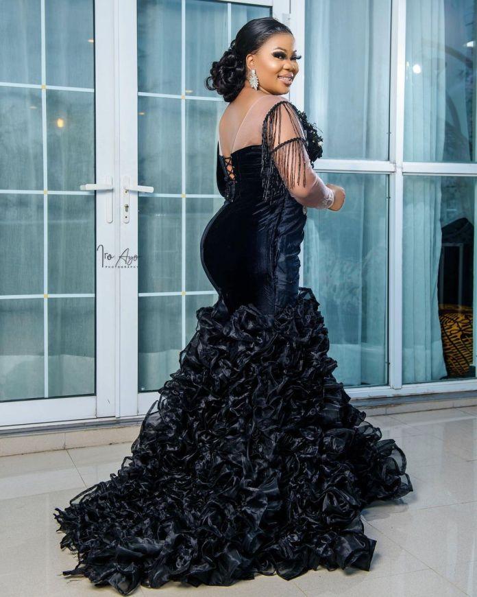 Edun Oluwaseyi Serves Bridal Inspo As She Turns A Year Older