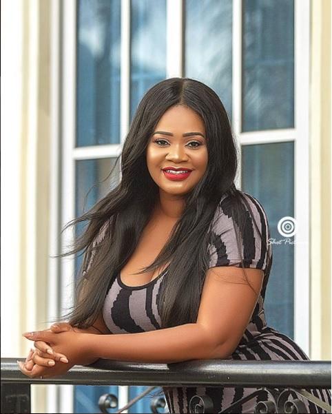 Ghanaian actress,Kafui Danku