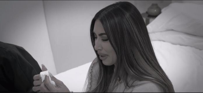 3rd Marriage Fail: Kim Kardashian Breaks Down, Says She Feels Like A Failure