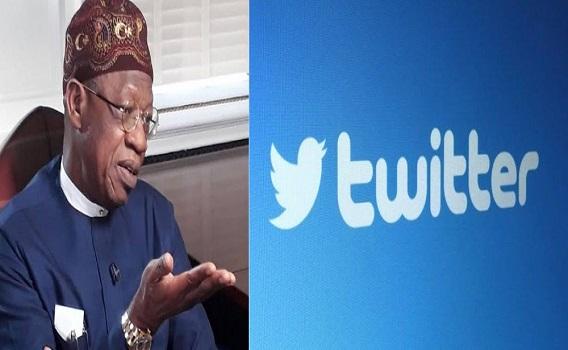 Lai Mohammed speaks on Twitter ban