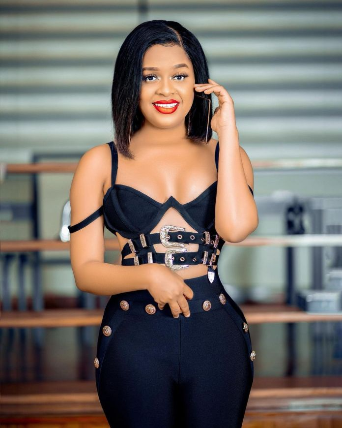 Nandy on Apple Africa Music Playlist KOKO TV NG 1
