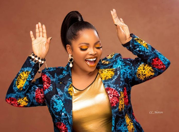 """""""All My Life, I've Been Carried By Grace"""", Juliana Olayode Says As She Turns A Year Older"""