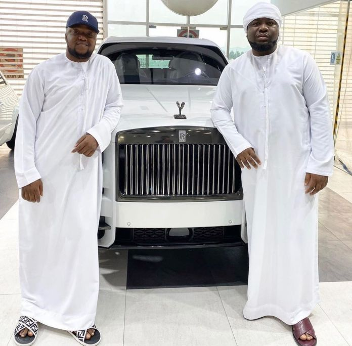 The Experience Was Not Palatable - Hushpuppi's Bestie Celebrates Freedom After Arrest