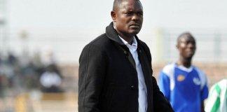 Stanley Eguma of Rivers United,